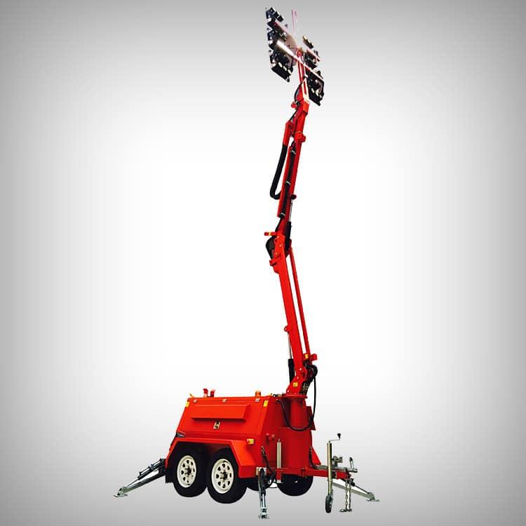 Detroit Mobile Light Towers - DTLT-7200