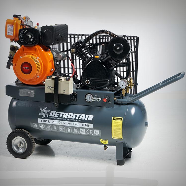Detroit Air - Portable Piston Compressors